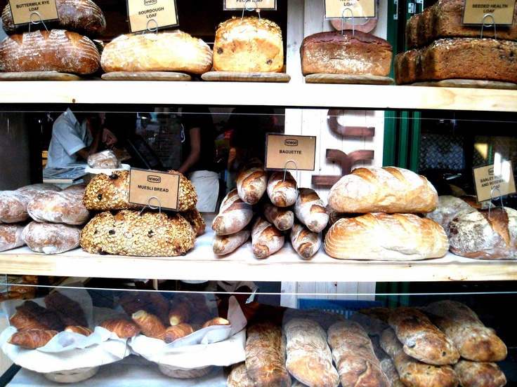 Knead Bakery, Muizenberg, Cape Town