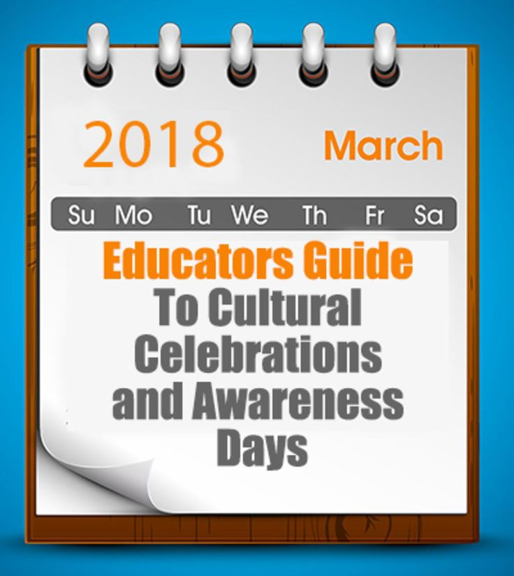 Programming and Planning Resources for Early Childhood Educators - Early Childhood Calendar of Events March