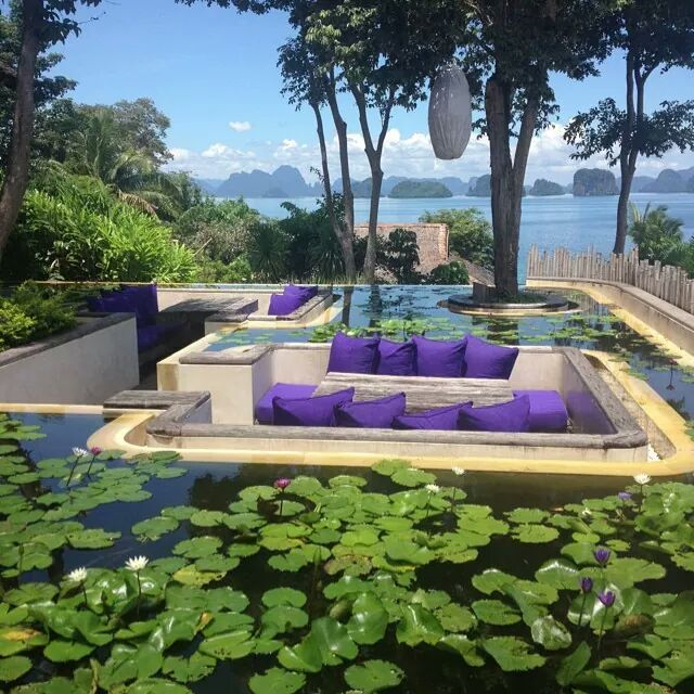20 best images about sunken seats on pinterest fire pits lounge areas and thailand. Black Bedroom Furniture Sets. Home Design Ideas
