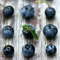In addition to vitamins and minerals, blueberries, like many other brightly colored berries, are a terrific source of antioxidants, natural compounds that are thought to decrease inflammation, guard your cells against damage from free radicals, and reduce the risk of certain cancers, heart disease, stroke, and age-related brain diseases such as Alzheimer's and Parkinson's.