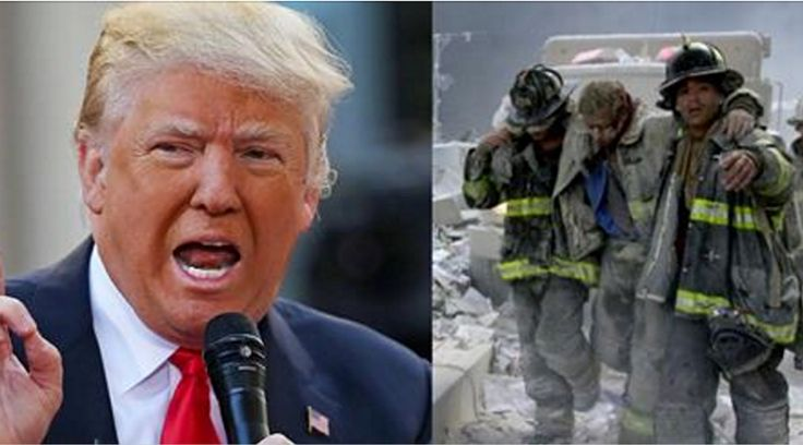 Media REFUSES To Cover This 9/11 Survivor's Amazing Story About Trump!