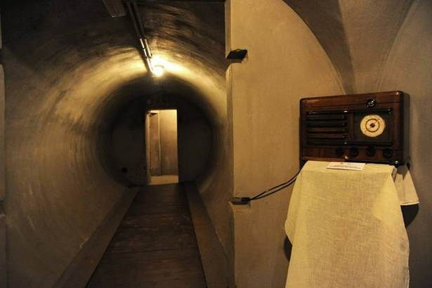 Ya puedes visitar el refugio antiaéreo de Mussolini