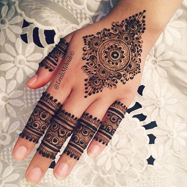 Mandala Henna Designs: 1525 Best Images About The Art Of Henna On Pinterest