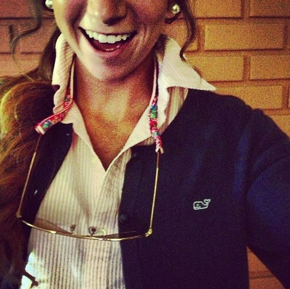 Love the vineyard vines jacket