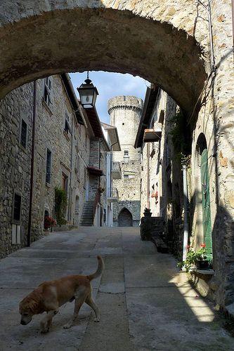 Malgrate, Lunigiana, Toscana, Italia