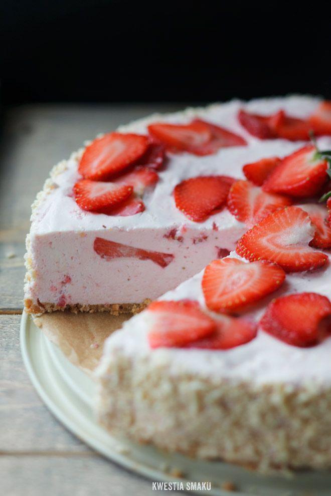 Strawberry Cheesecake | Kwestia Smaku