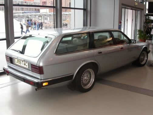 Jaguar XJ40 Estate