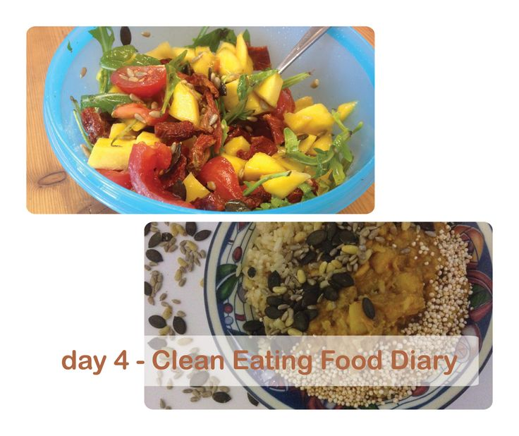 day 4 Clean Eating