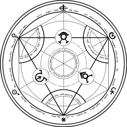 Simbólo de transmutação humana.  O jovem acreano, Bruno Borges, antes de desaparecer misteriosamente, usou este simbolo e a estatua de Giordano Bruno sobre dentro do seu quarto,  que também tem uma variada produção de símbolos, código e obras  literárias a serem decifrada.