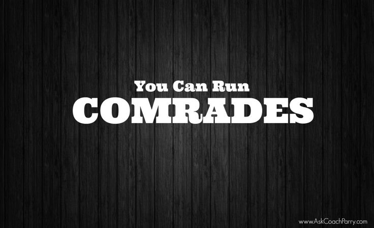 What does it take to run the Comrades Marathon?