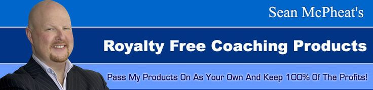 FREE COACHING PRODUCTS YOU CAN SELL