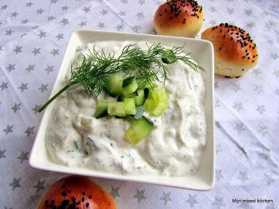 Mijn mixed kitchen: Cacık (Turkse tzatziki)