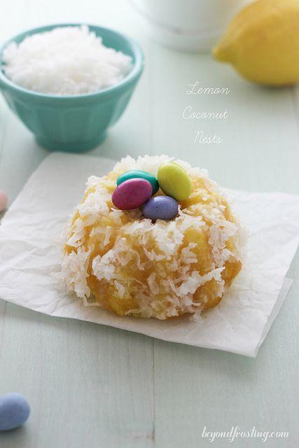 Egg Bundt Cake