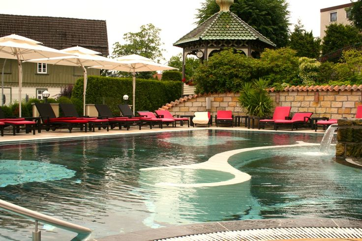 Meditrrane Badelandschaft Romantischer Winkel Spa & Wellness Resort Harz
