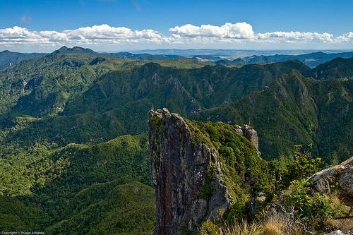 The Pinnacles, New Zealand