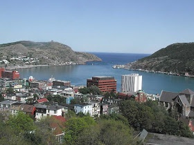Six Water Grog: Travel Destination: St. John's Newfoundland