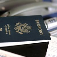 Information on reporting and replacing a lost or stolen passport - Steps for replacing a lost passport including expedited replacement and more.