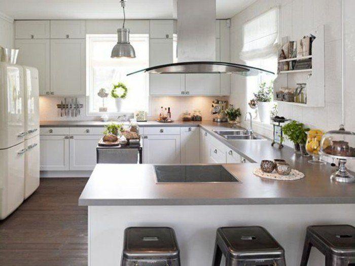 Modele de cuisine moderne americaine beautiful cuisine - Cuisine moderne americaine ...