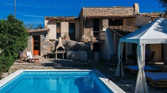 Finca - Capdepera. Peace and quiet PUR. Cala Ratjada on the doorstep.  More details contact :  +49 711 93881133  More info click on the link   http://home4my.com/component/realestatemanager/0/view/62-Exclusiveness/9624/finca-capdepera-peace-and-quiet-pur-cala-ratjada-on-the-doorstep.html?Itemid=