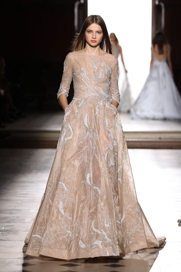 Tony Ward Couture Spring Summer 2016 l Style 15
