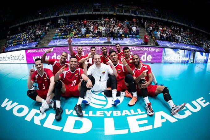 Equipo nacional de Voleibol viajará a Estonia para disputar la Liga Mundial #Deportes #Ultimas_Noticias