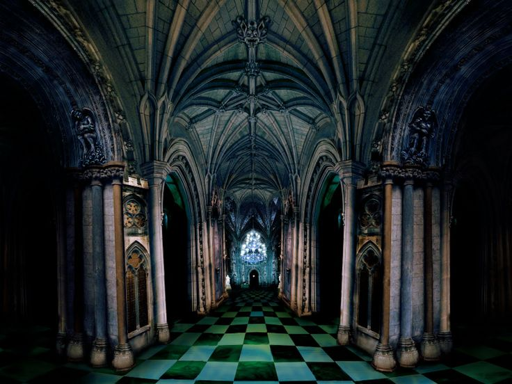 the epitome of gothic architecture <3