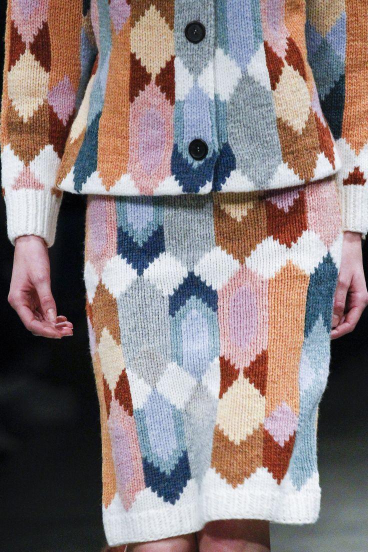 MFW | Prada F/W '17 | pattern