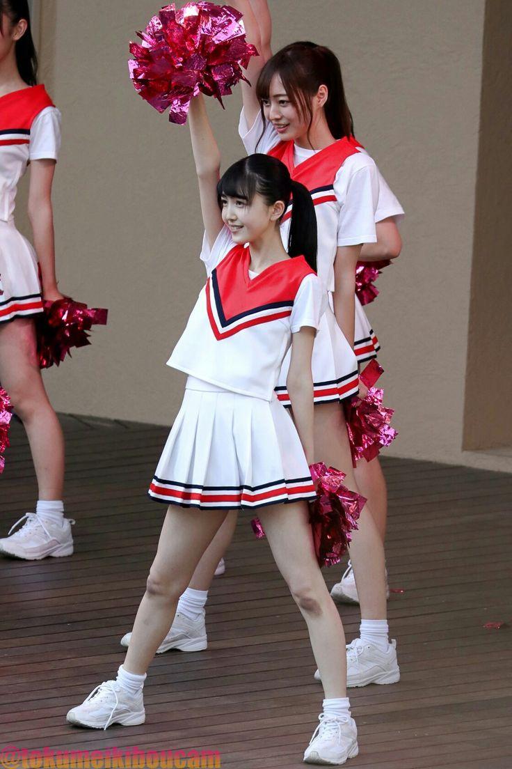 KUBO_shiori 久保史緒里 チアガール