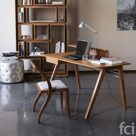 Pablo Writing #Desk By #Porada Starting From £2,372. Showroom Open 7 Days