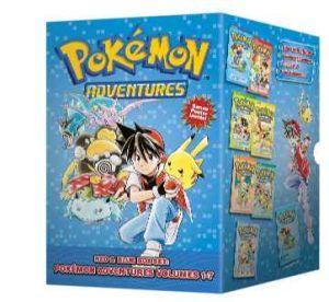Pokemon Adventures Çizgi Roman Serisi İndir | freedownloadtr