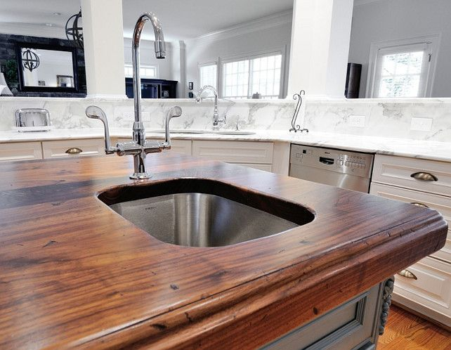 99 Best Images About Butcher Block Countertops On