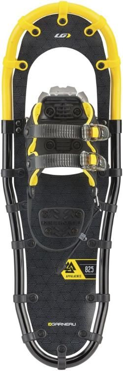 Louis Garneau Men's Appalaches II Snowshoes Yellow 25 In