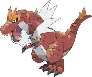 Tyrantrum Pokédex: stats, moves, evolution & locations | Pokémon Database