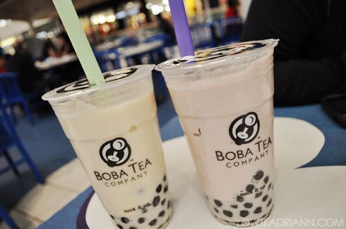 Food Blogging 100: Bubble Tea