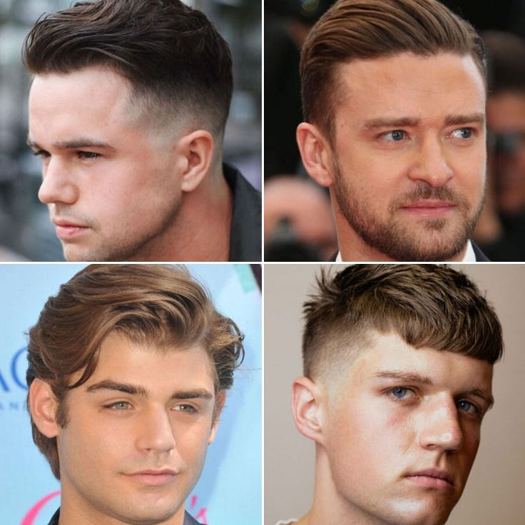 Best hairstyles for men with round faces 2020 styles in