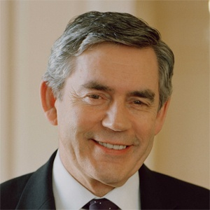 Gordon Brown is a British Labour Party politician who was the Prime Minister of the United Kingdom and Leader of the Labour Party from 2007 until 2010.