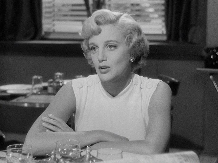 Appointment with Danger (1951), Jan Sterling