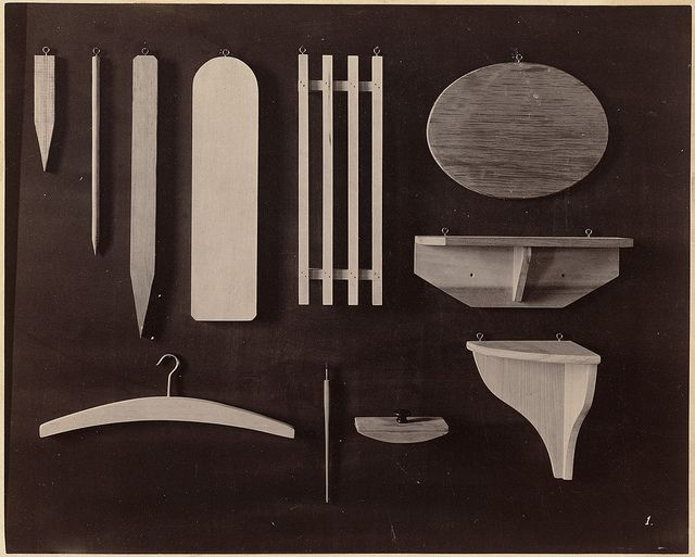 Examples of wood working - F. M. Leavitts School, grade VII   Flickr - Photo Sharing!