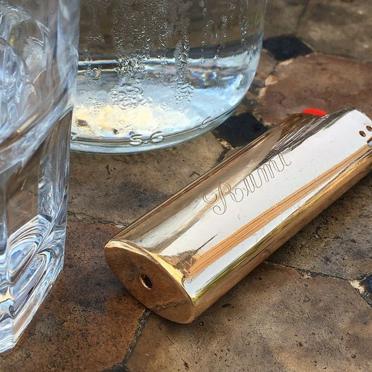 Custom Lighter Case by ARE YOU AM I