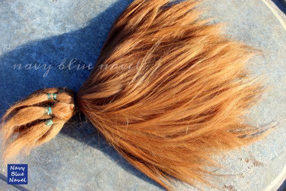 1/2 oz 11 SURI ALPACA Squirrel ready for reroot by NavyBlueNavel