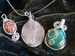 wire wrapping stones techniques