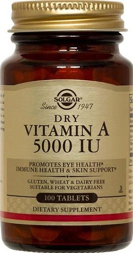 Take one of these everday to reverse aging caused by sun damage, Vitamin A Supplements,Houseofnutrition.com