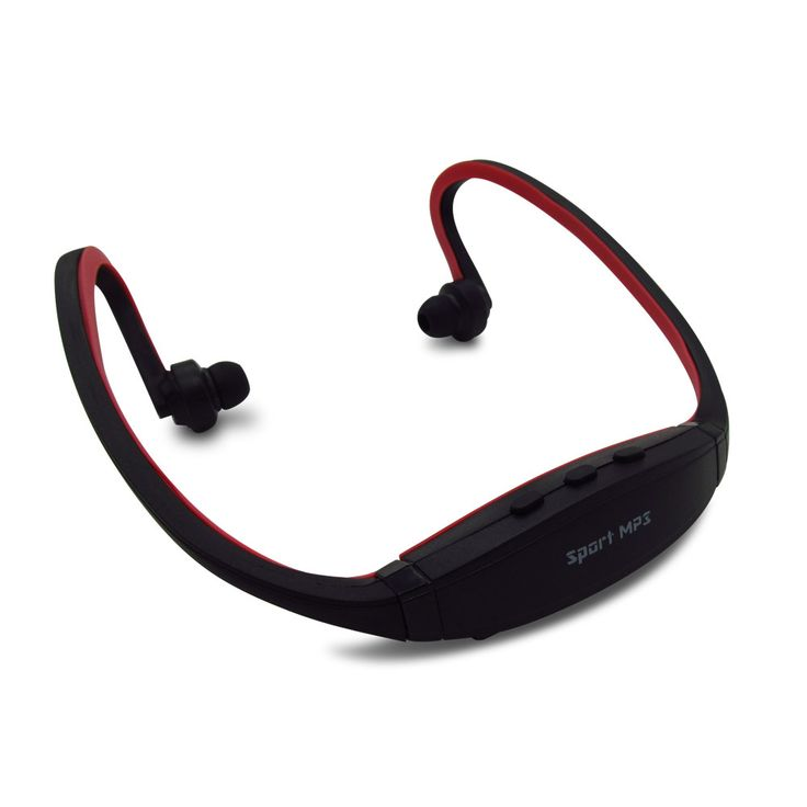 Hot Sell For 2016 Sport MP3 Player Radio FM Outdoor Head wearing MP 3 Players Sports. Click visit to buy
