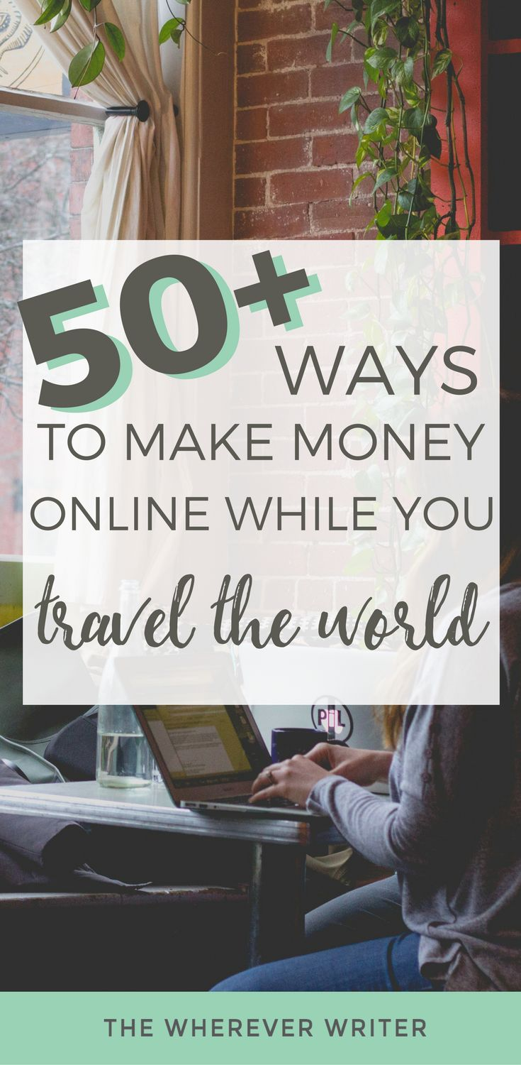 die besten 17 bilder zu work camping jobs auf reisen 50 ways to make money online while traveling