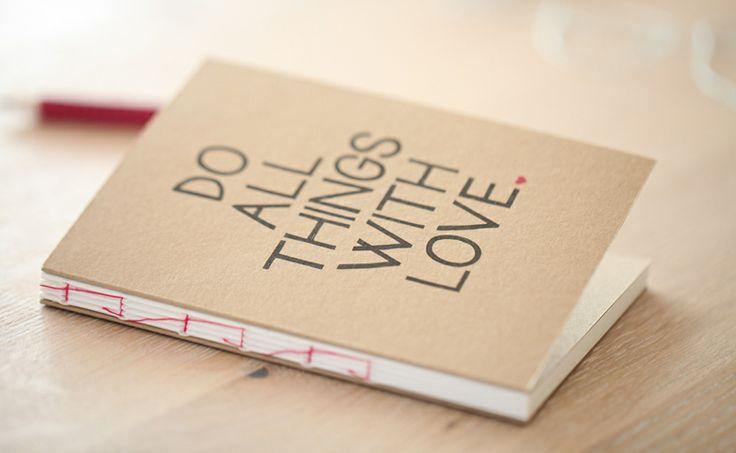Dieses Notizbuch löst *LIEBE AUF DEN ERSTEN BLICK* aus.