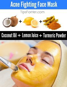 Powerful Acne Fighting Face Mask - Keep your skin smooth, clear and prevent from breakouts this winter...