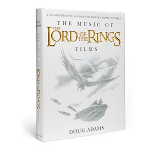I've always wanted this... Music of the Lord of the Rings Film Trilogy
