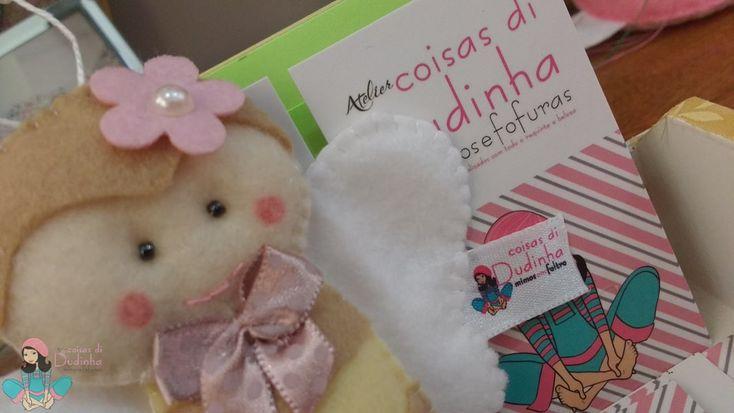 Lembrancinha feltro   www.coisasdidudinha.com.br acesse e conheça mais de meu trabalho tudo para bebês.