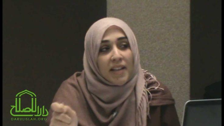 Yasmin Mogahed | Hardships: Path to the Most Merciful
