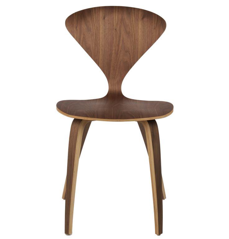 Replica Norman Cherner Side Chair by Norman Cherner - Matt Blatt